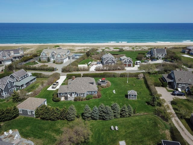 #530: Nauset Heights Location, Steps to Nauset Beach, Private Yard, Dog Friendly