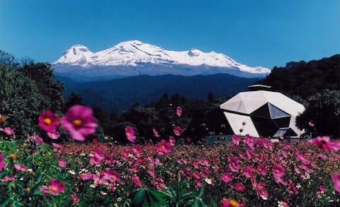 Sacred Mountain Retreat - Iztac Yoga Art Ashram