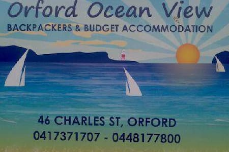 Orford Ocean View Budget Unit - Apartment
