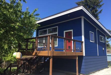 Seattle Backyard Studio - Seattle - Hus