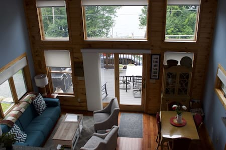 Chalet on the Great Sacandaga
