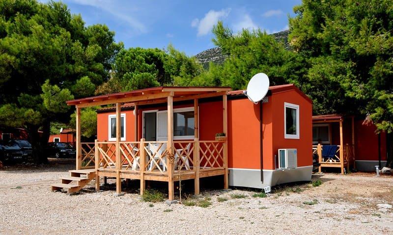Mobile home 32m2 - Camp Perna - Pelješac - Dom