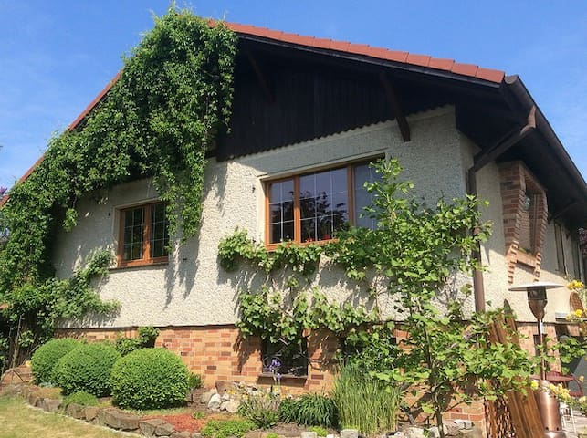 Geräumiges Haus+Garten / spacious house+garden - Berlim - Casa