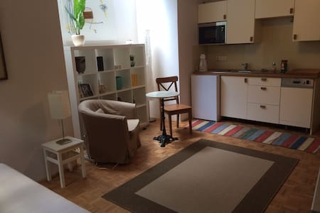 studio apartment in private house - Salzburg - Rumah