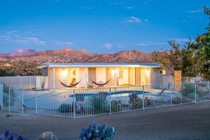 Cactus Moon Retreat / Perfect 4 Families & Couples