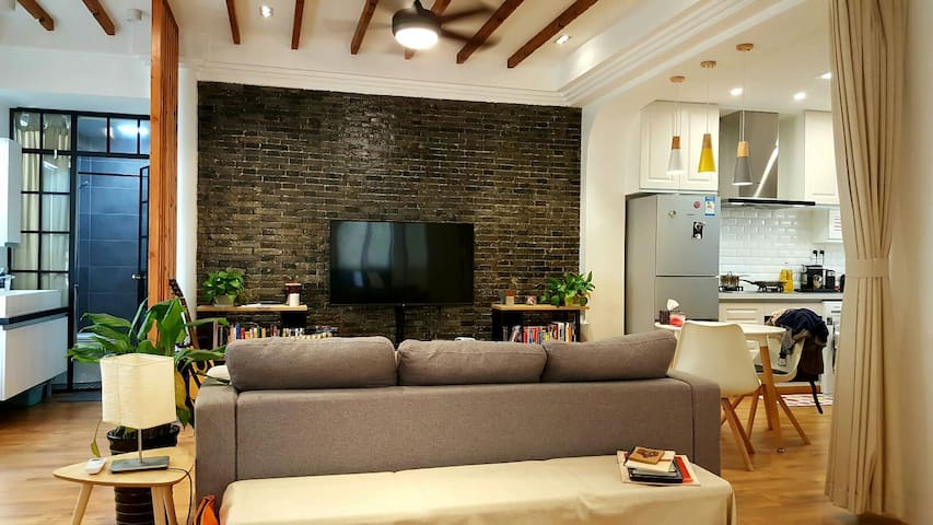 Newly Built City Central Urban Loft 新市中心loft公寓