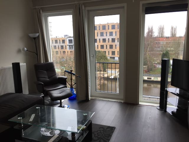 A beautiful apartment 3 minutes from UMCG