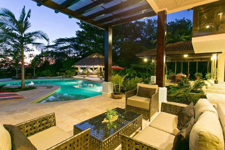 Luxury and Confort in a Tropical Paradise - Uvita - Villa