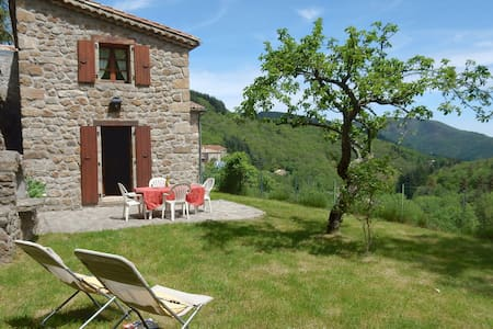 Attractive Holiday Home Near Forest in Saint-Julien-du-Gua