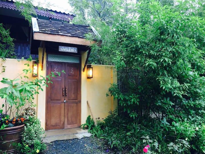 Saeng khum Village (Jampa house)