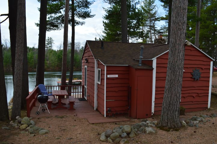 Sundance on Lake Minocqua - Minocqua - Kabin