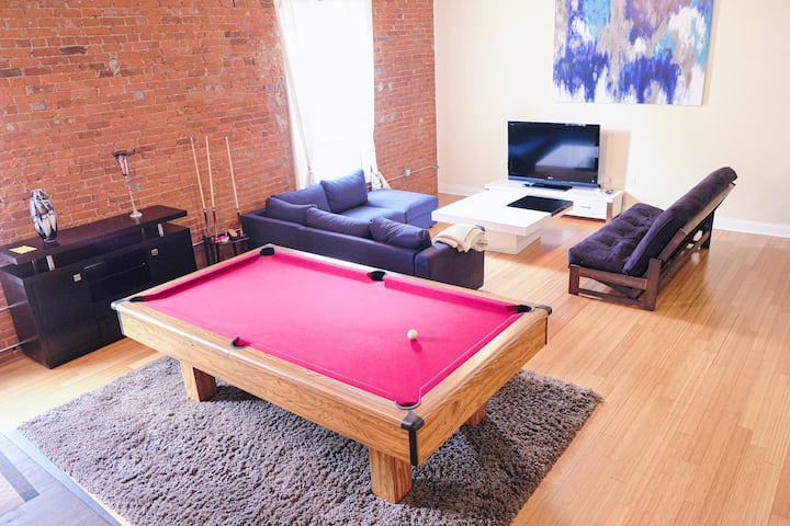 Top Floor Loft in Downtown Indianapolis!!!