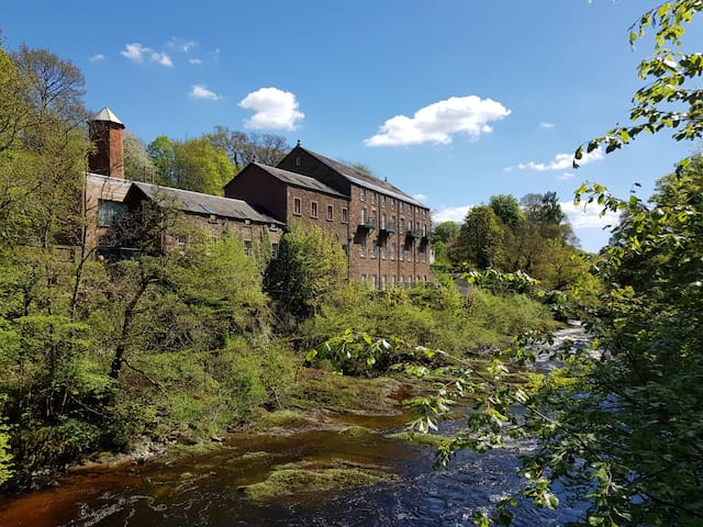Keathbank mill