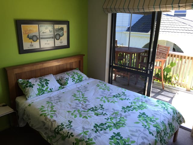 Makora Views - Private Guest Wing - Paraparaumu - Hus