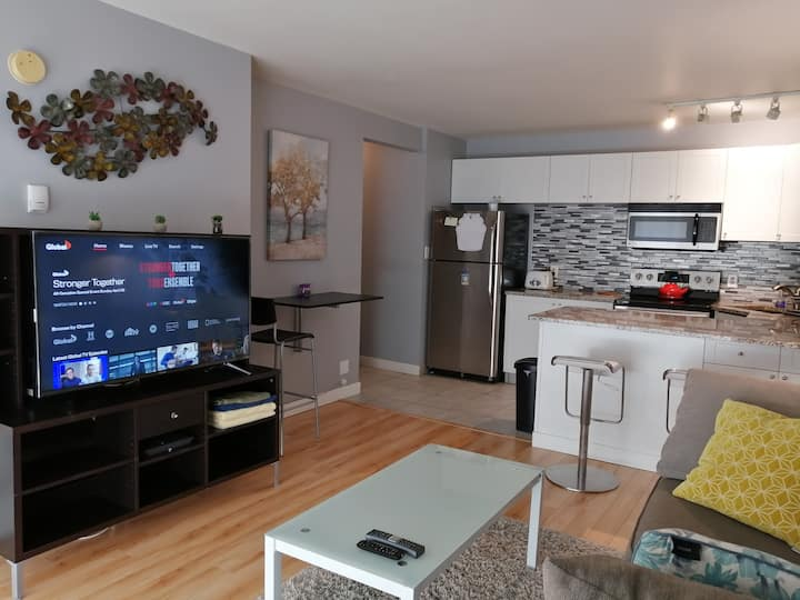 Nice one bedroom Unit in Downtown Edmonton