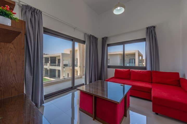 Beautiful Modern 1BR Apartment in G Cribs El Gouna