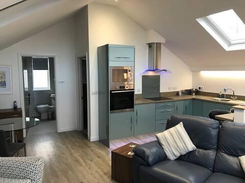 Novo apartamento contemporâneo.