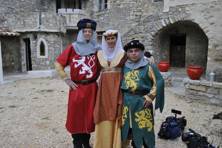 Mas Fabregue ( Mas Médiéval)