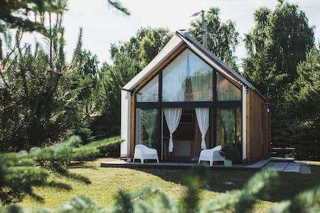 Nowoczesny domek Summit House :) - Okuninka