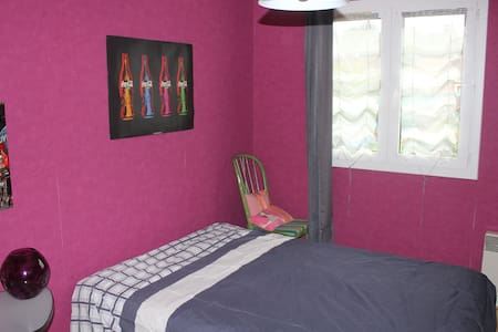 chambres à louer chez l'habitant - Mulsanne