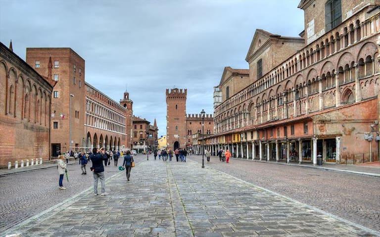 Bellissimo bilocale a Ferrara - Ferrara - Flat