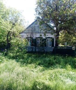 Уютный дом для отдыха на Азовском море