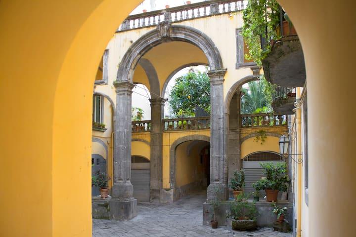 Loft Palazzo Ducale Cavour-Duomo - Naples - Loft