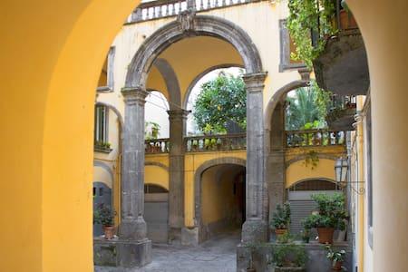 Loft Palazzo Ducale Cavour-Duomo - Neapel