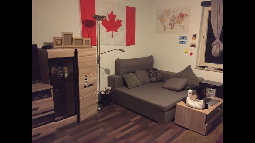 Schönes 1-Zimmer Apartment in zentraler Lage