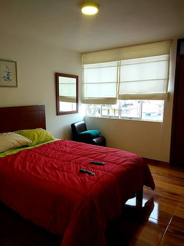 2 Private room in Barranco near Larcomar