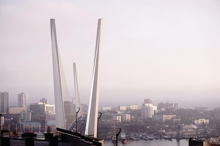 블라디보스토크 상위 3%가 사는 아파트 '별밤하우스'