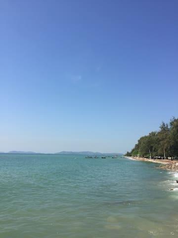 Talaydao villa - Tambon Ban Chang - Ev