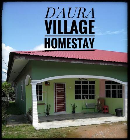 D'AURA VILLAGE HOMESTAY