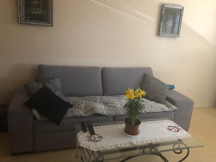 Chambre privé dans un appartement