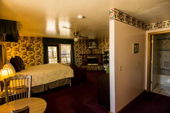 King Spa Suite #55