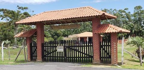 Refugio/Paz casa int. 5*/Wifi desc/semana/mensal