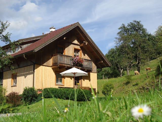 Ferienhaus am Bio - Bauernhof - Wolfsberg
