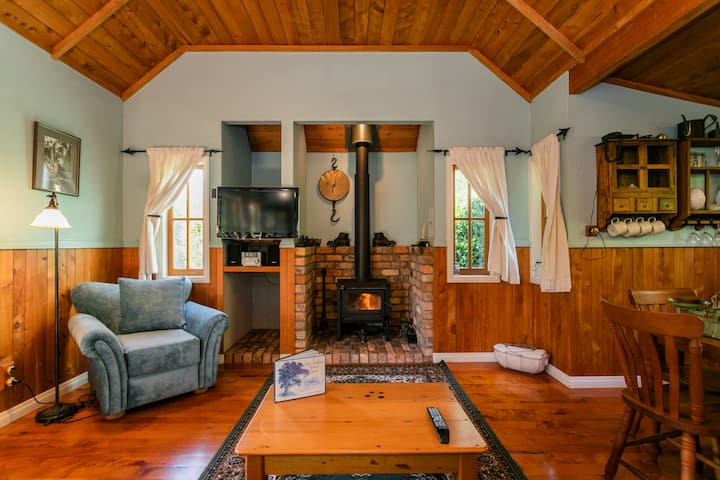 Relax and be spoilt at Vineyard Cottages