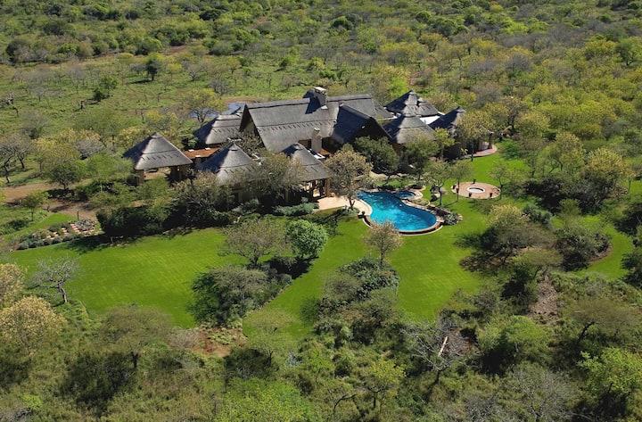 Safari Villa with Game Drives and Spa