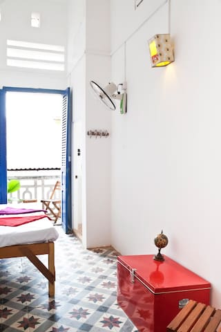4 beatiful rooms in Kampot town - Kampot - Hus