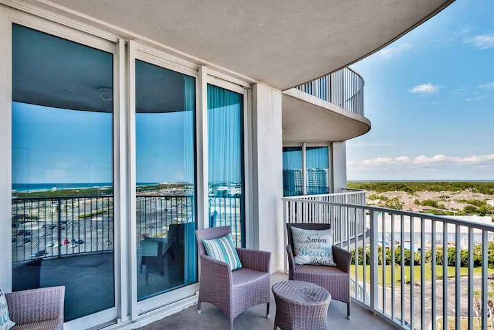 Bliss at the Palms of Destin ~ 2BR/2BA~ 9th Floor
