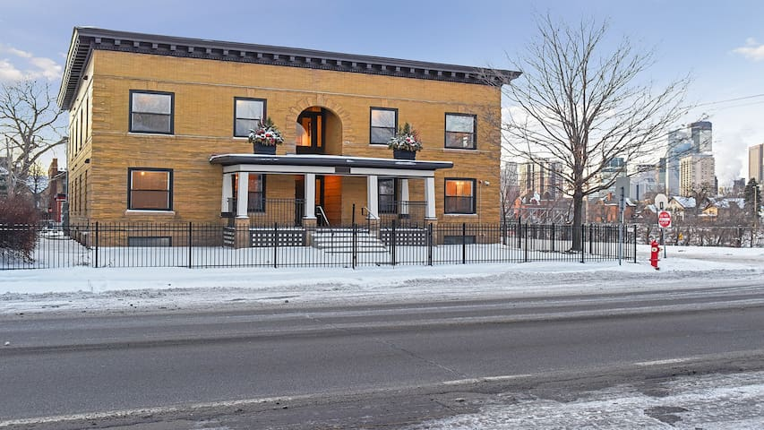 MINNESTAY* 3 Stay Chateau |Luxury Loft| Views