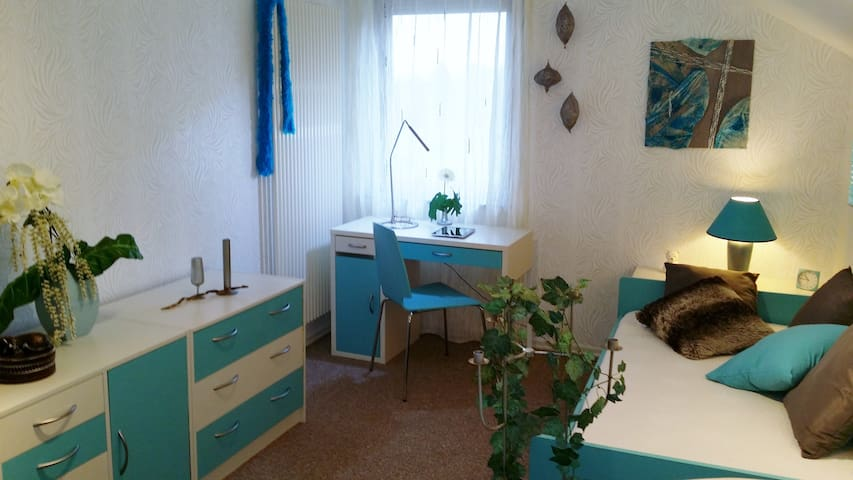 TURQIS, cosy room Luxembourg City