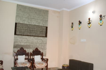 Mehar apartment on Delhi road near to Amer, palace - Jaipur - Serviced flat