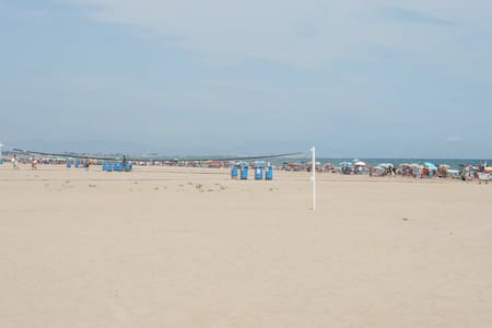 Canet Playa, apto junto a la playa, ideal parejas. - Canet d'En Berenguer