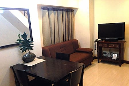 1 Big Bdrm EDSA QC MRT Condo - Quezon City