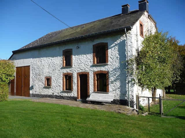12p Renovated Farm Near Huge Forest - Tenneville - Ev