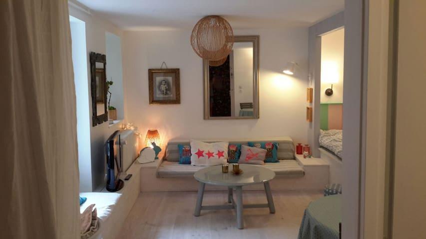 Joli studio en centre ville - Poitiers - Apartmen