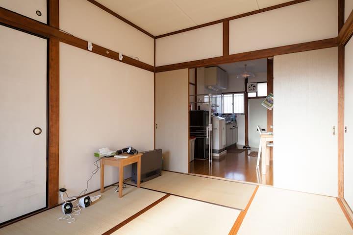 Next to Yokohama Japanese style