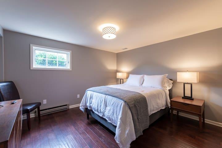 Bourbon Country Estate private suite
